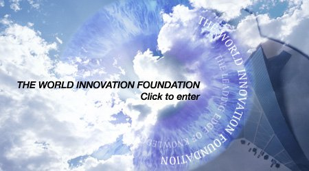 Enter the World Innovation Foundation website